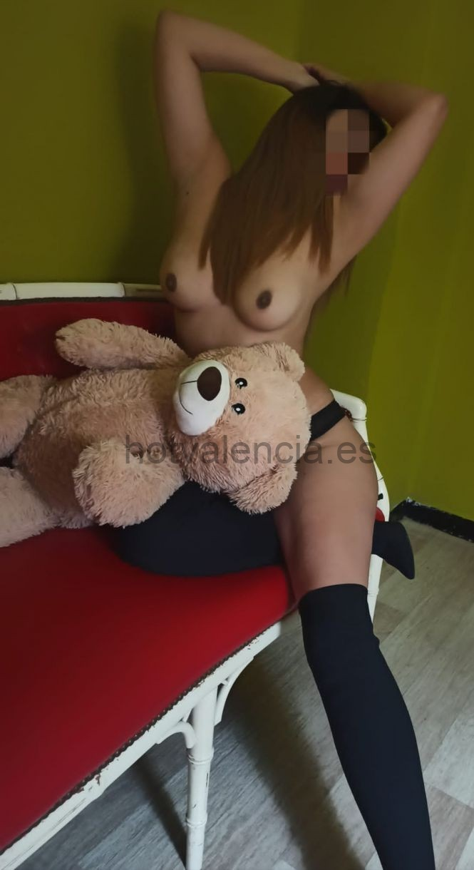 Vanesa, placer extremo